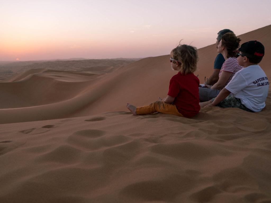 le café des voyageurs, un lieu kidsfriendly : Abu Dhabi