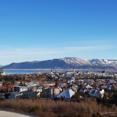Visiter Reykjavik en famille