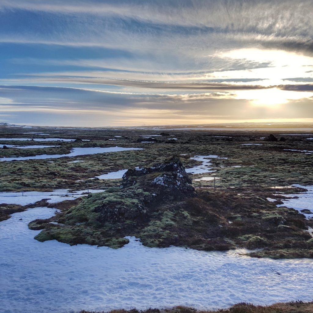 Un road trip en Islande l'hiver et en famille, c'est magnifique