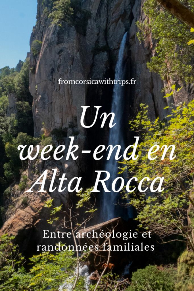 Un week-end en Alta-Rocca, randonnées familiales et sites archéologiques