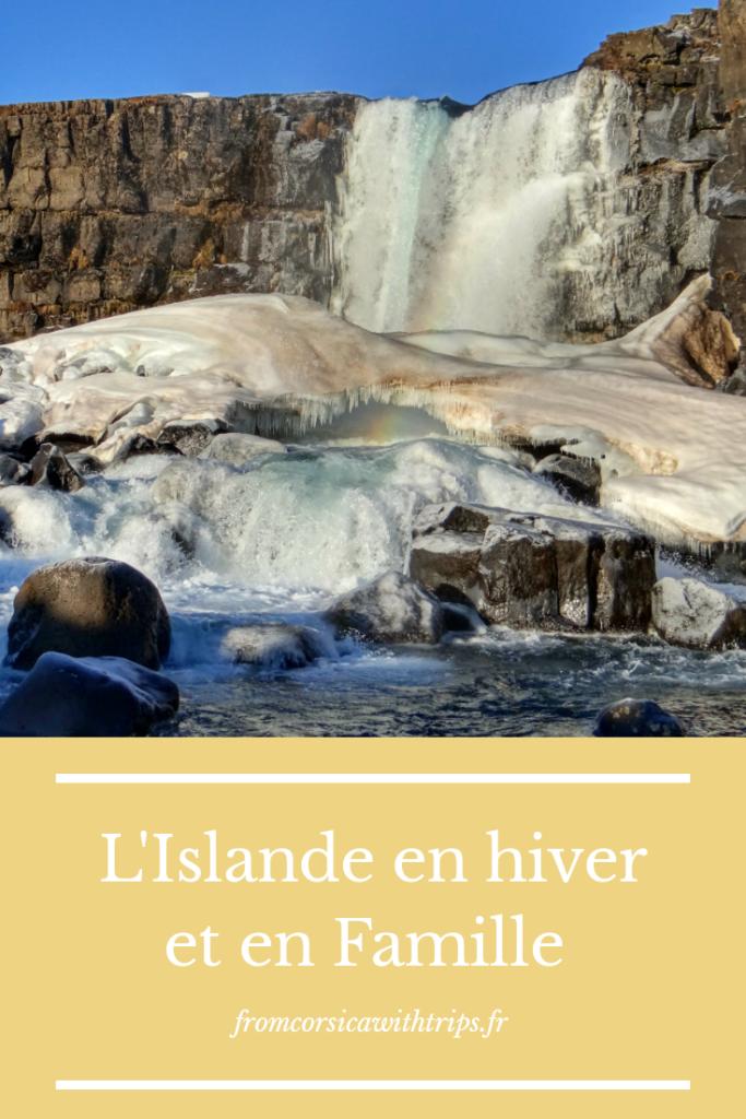 Voyage en islande en hiver avec de jeunes enfants, conseils pratiques, quoi mettre dans la valise
