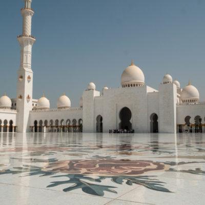 ABU DHABI, mes incontournables avec de jeunes enfants