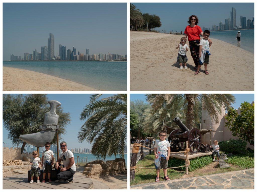 Visiter Abu Dhabi en famille : Heritage village