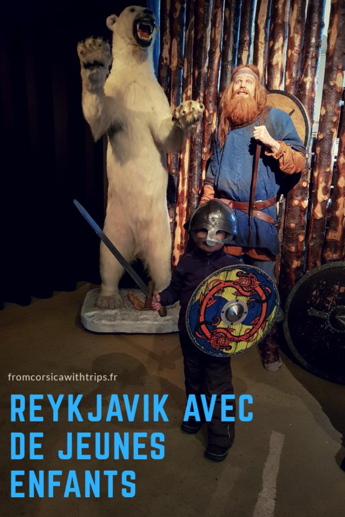 Visiter Reykjavik en famille et en hiver, toutes mes adresses.