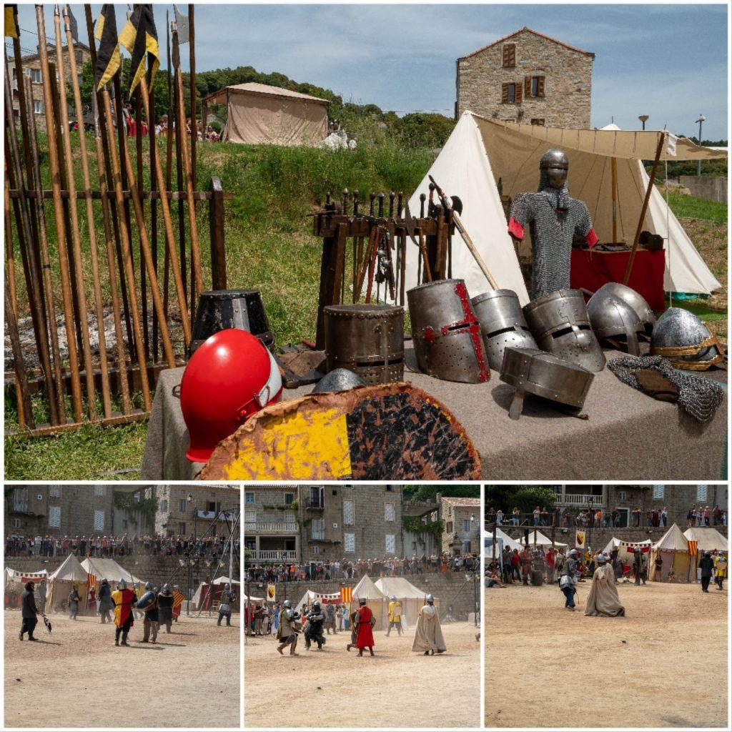 Les médiévales de Levie, festival insolite an Alta Rocca.