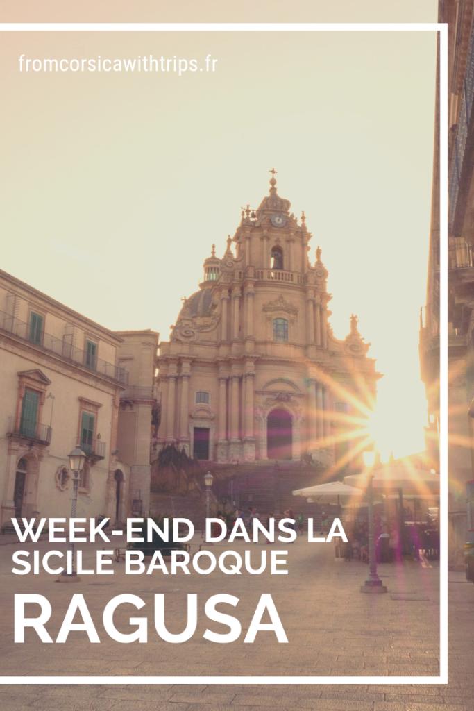 Week-end en Sicile : visiter Ragusa Ibla et Ragusa Superiore dans le Val di Noto