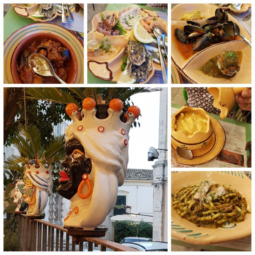 Où manger à Raguse ? restaurant la Bettola