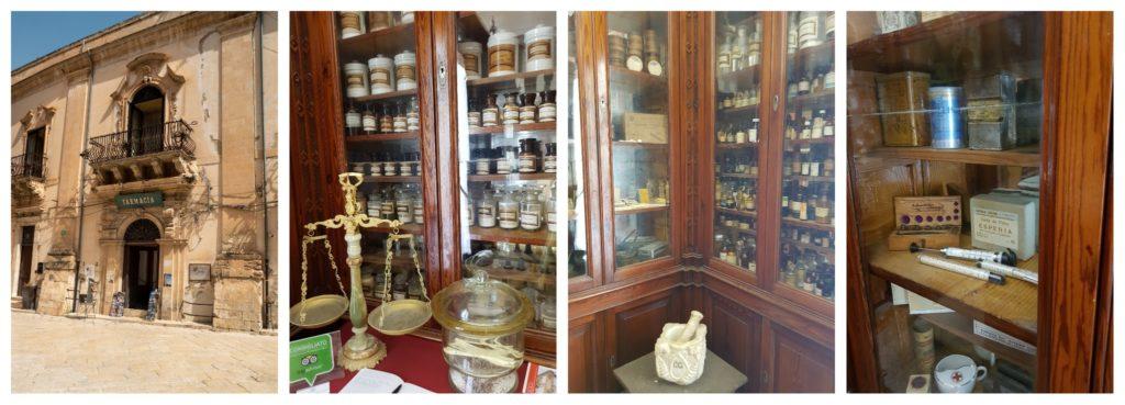 L'antica Farmacia Cartia à Scicli