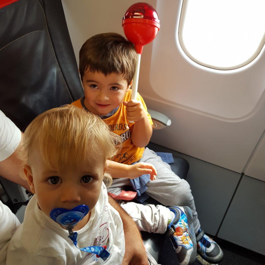 Voyager en Italie avec bébé