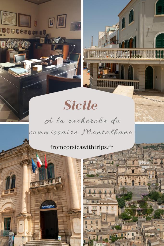 A la découverte des lieux de tournage de la série Commissaire Montalbano en Sicile.