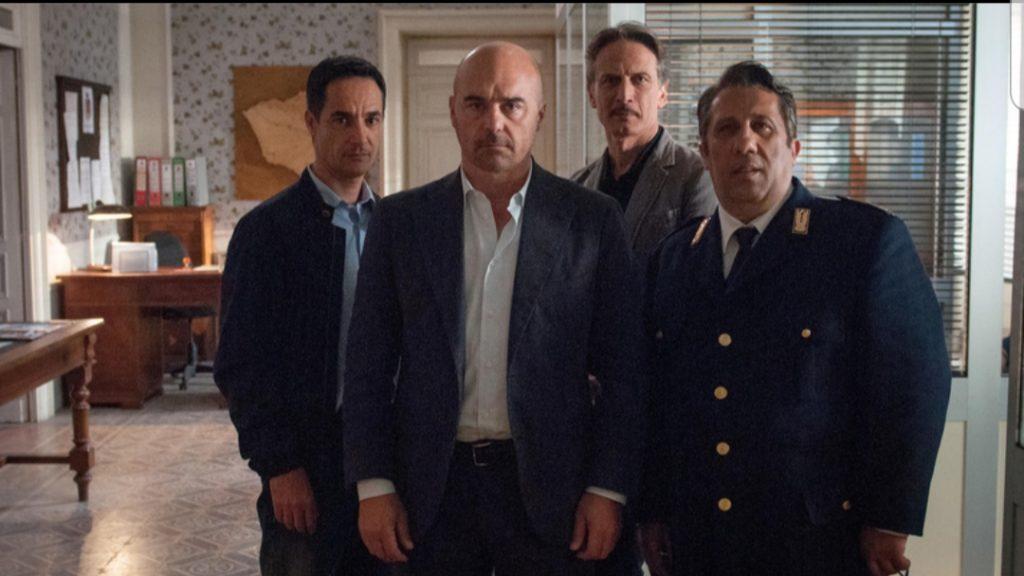 Les personnages de la série Commissaire Montalbano