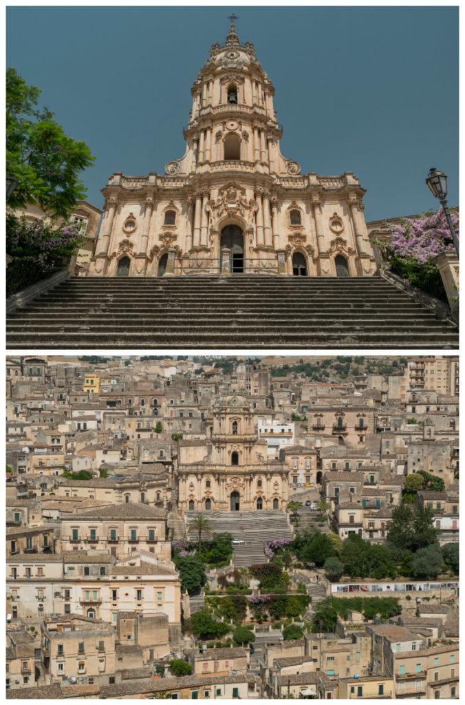 A la découverte des lieux de tournage de la série Commissaire Montalbano en Sicile : Modica
