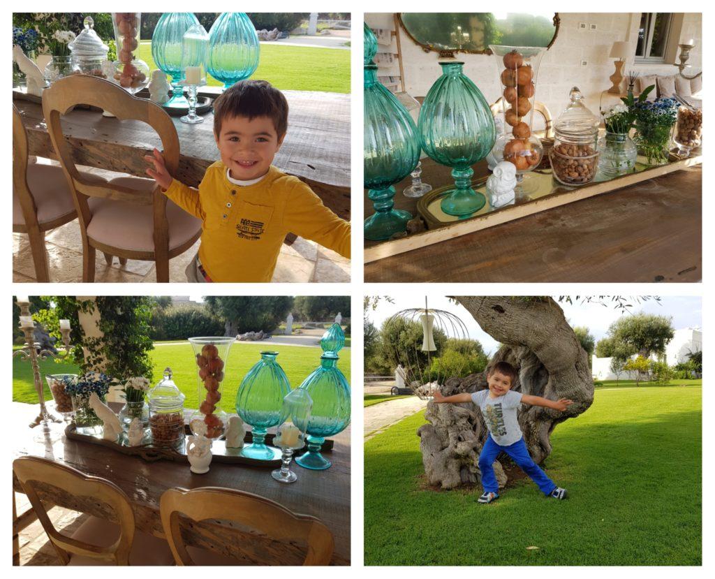 Vacances dans les Pouilles avec de jeunes enfants