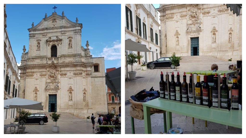 Le village baroque de Martina Franca