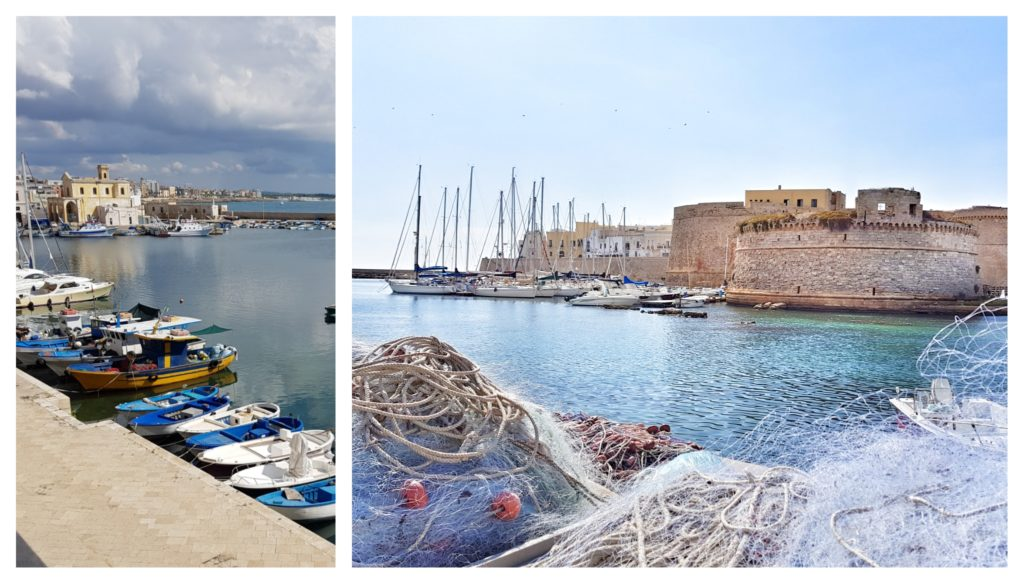 Visiter les Pouilles avec des enfants : Gallipoli