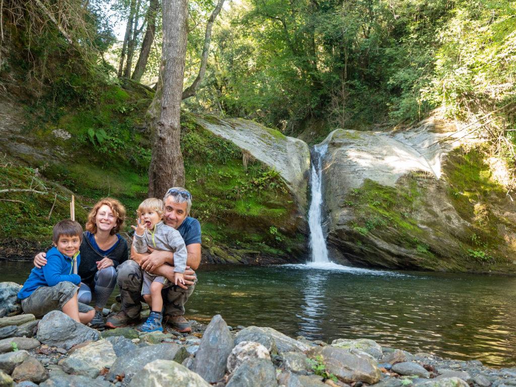 Découvrir de magnifiques cascades en Castagniccia