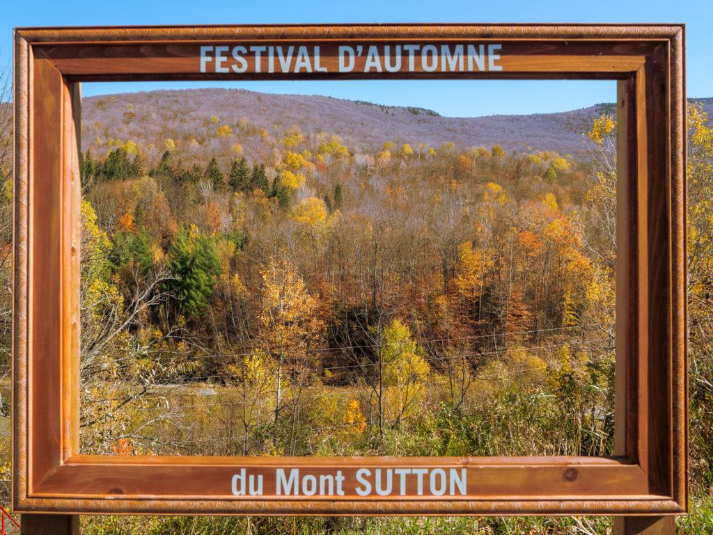 Road trip dans les Cantons de l'est en famille sous les couleurs de l'automne.