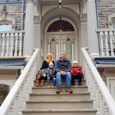 Deux jours à Québec sous les couleurs d'Halloween