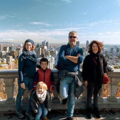 Montréal, visites et balades en famille