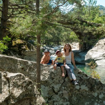 10 Randonnées familales en Corse