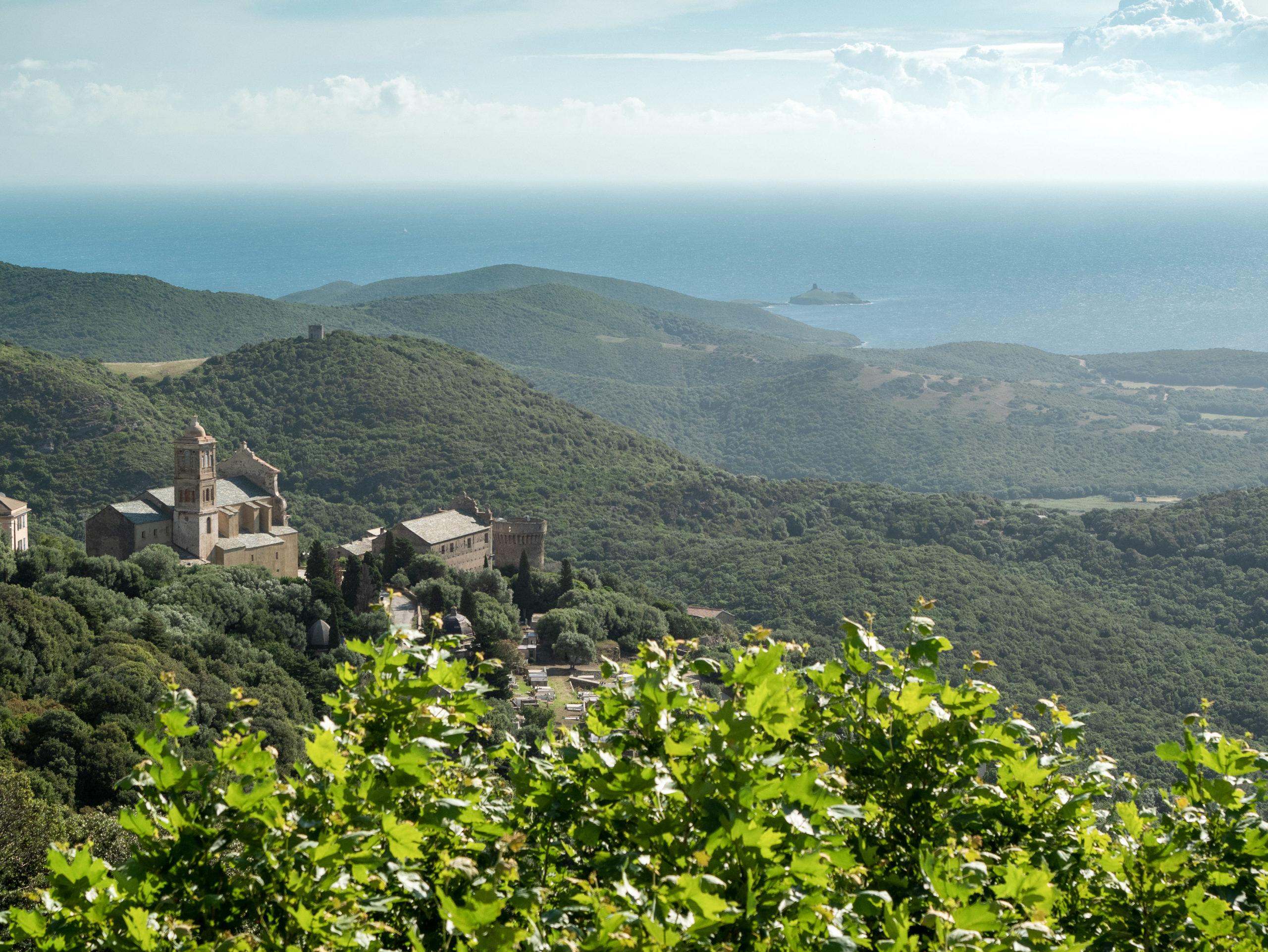Visiter le village de Rogliano dans le Cap Corse