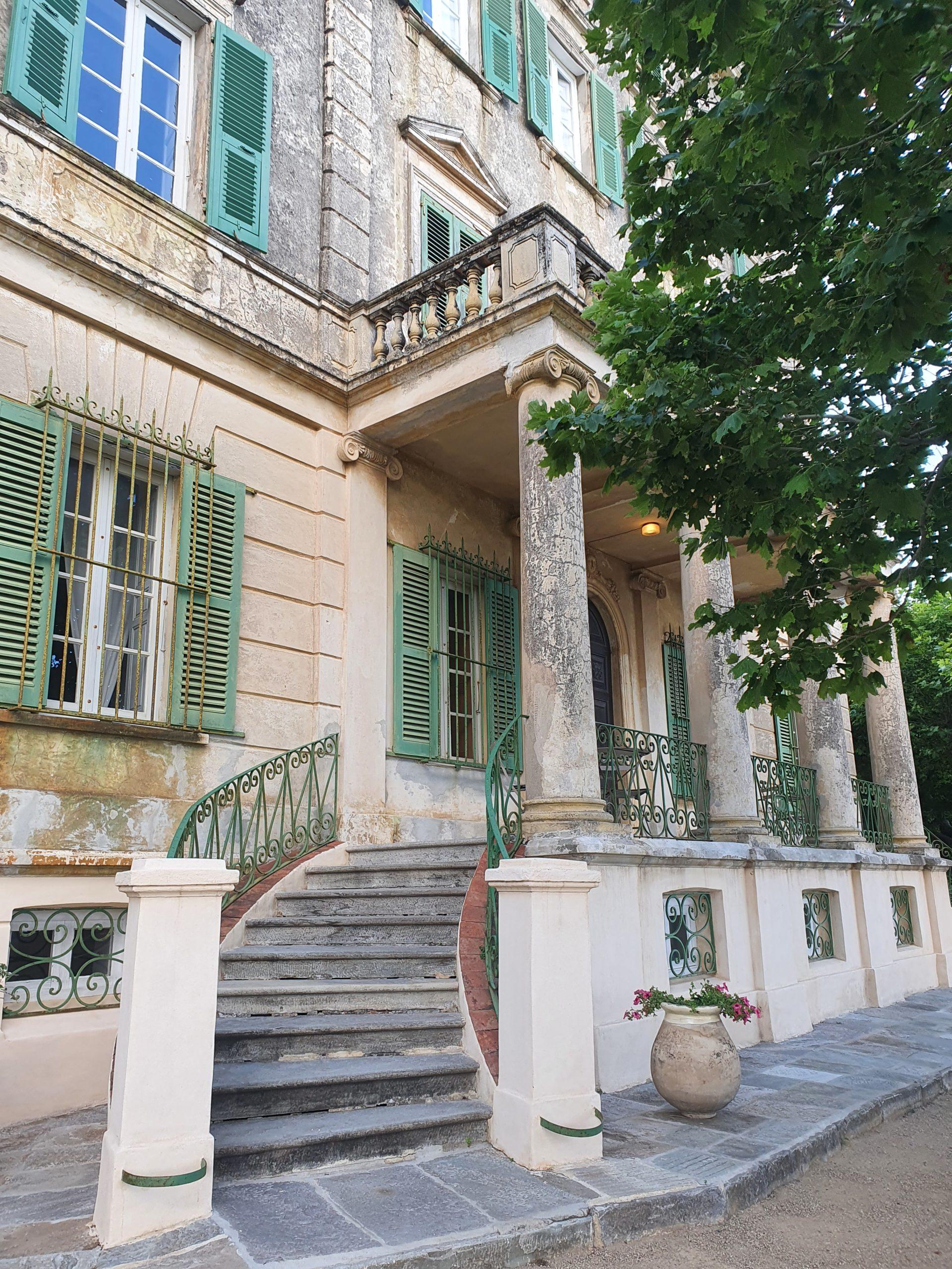 Palazzu Nicrosi, hébergement de luxe dans le Cap Corse