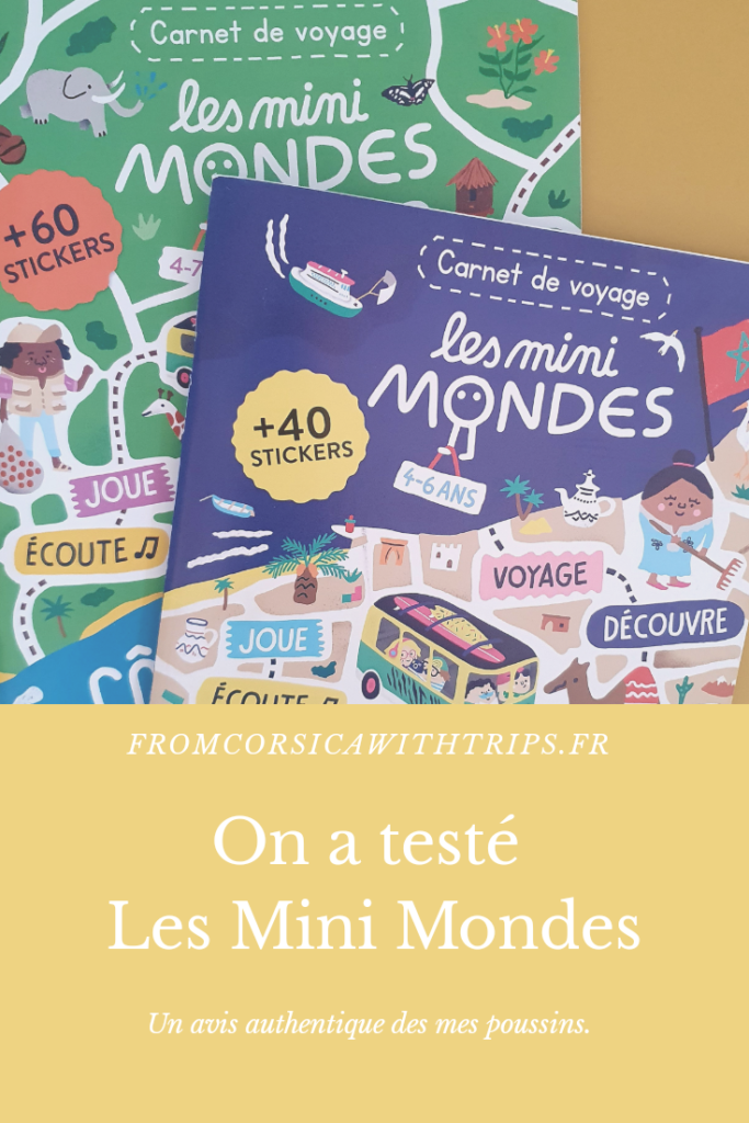 Les Mini Mondes test