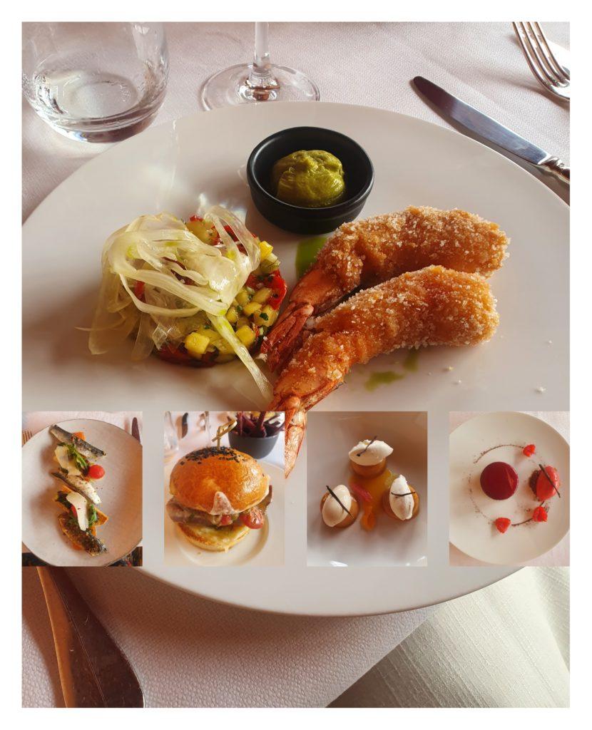 restaurant de l'hôtel Relais & Châteaux La Signoria. Où manger à Calvi ?