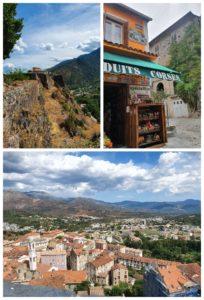 Visiter Corté en famille, Corse