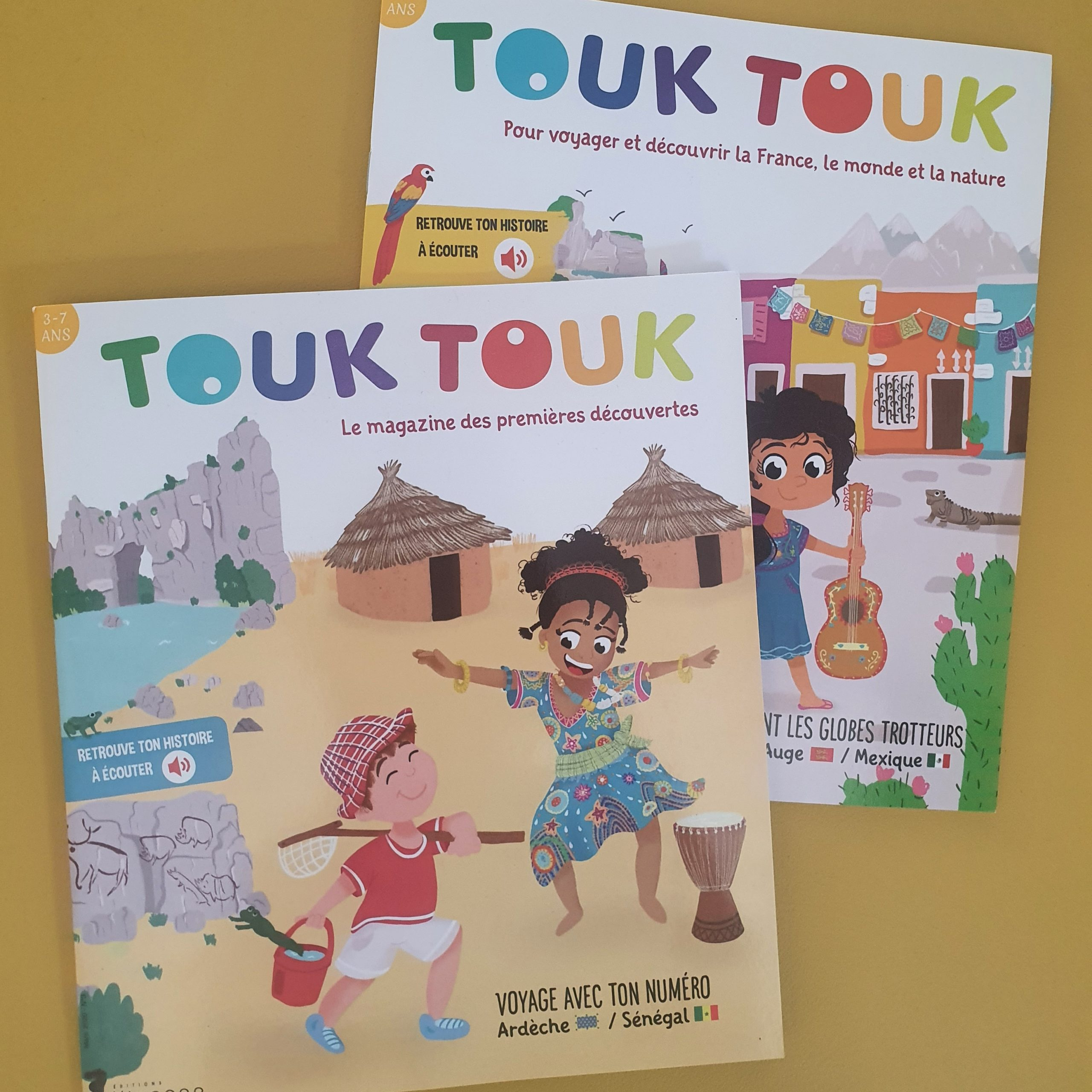Touk touk magazine, test et avis