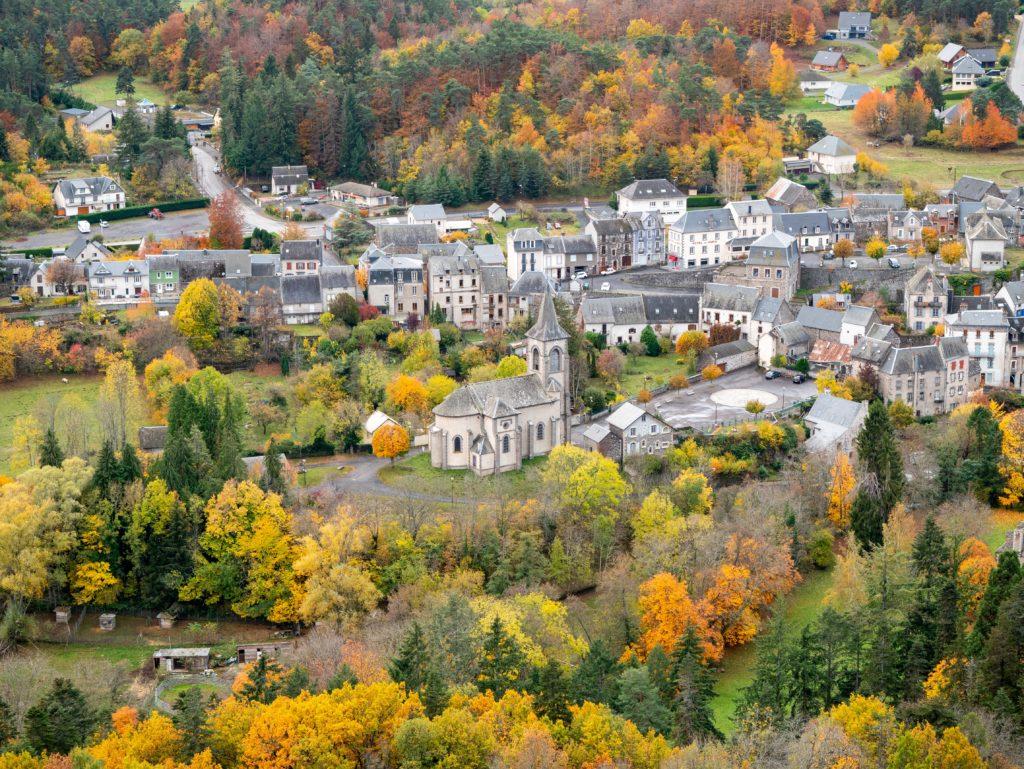 Vacances de la toussaint en Auvergne avec les enfants