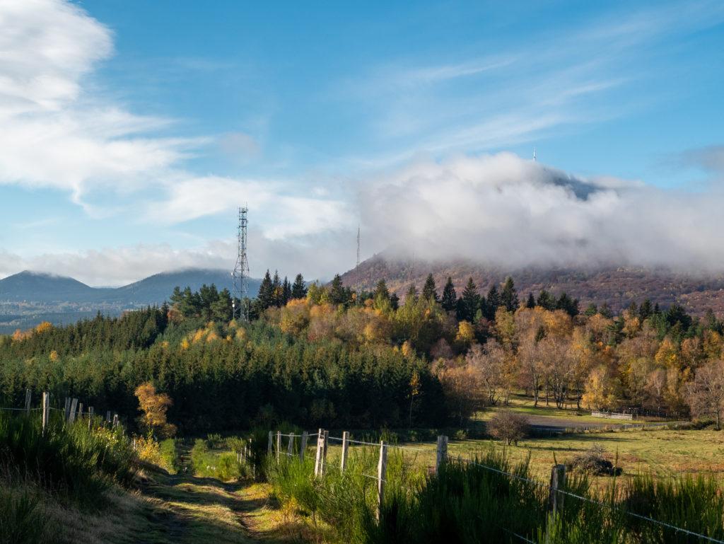 vacances en famille en Auvergne, découvrir le Puy de Dôme