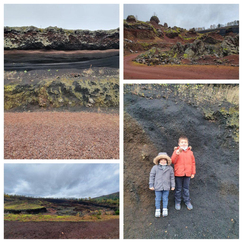 Visiter l'Auvergne en famille, le volcan de Lemptegy une activité familiale dans le Puy de Dome