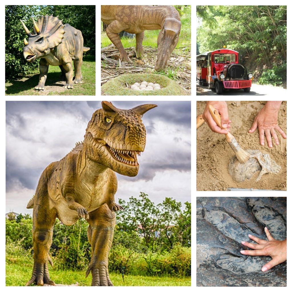 Une journée à Dinopedia Parc, découverte des dinosaures et de la forêt fossile dans les Cevennes