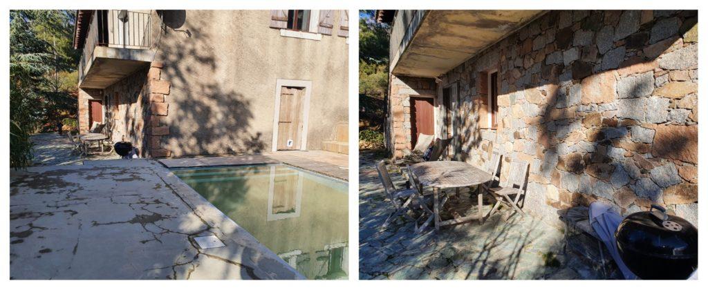 Hébergement à Evisa, A Tiusella. Week-end en Corse en famille