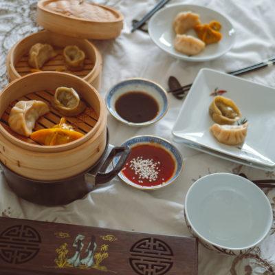 Dim Sum, souvenir d'un voyage à Xi'an