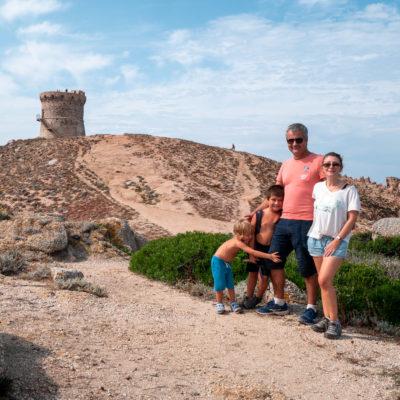 Corse, les randonnées faciles préférées des blogueurs
