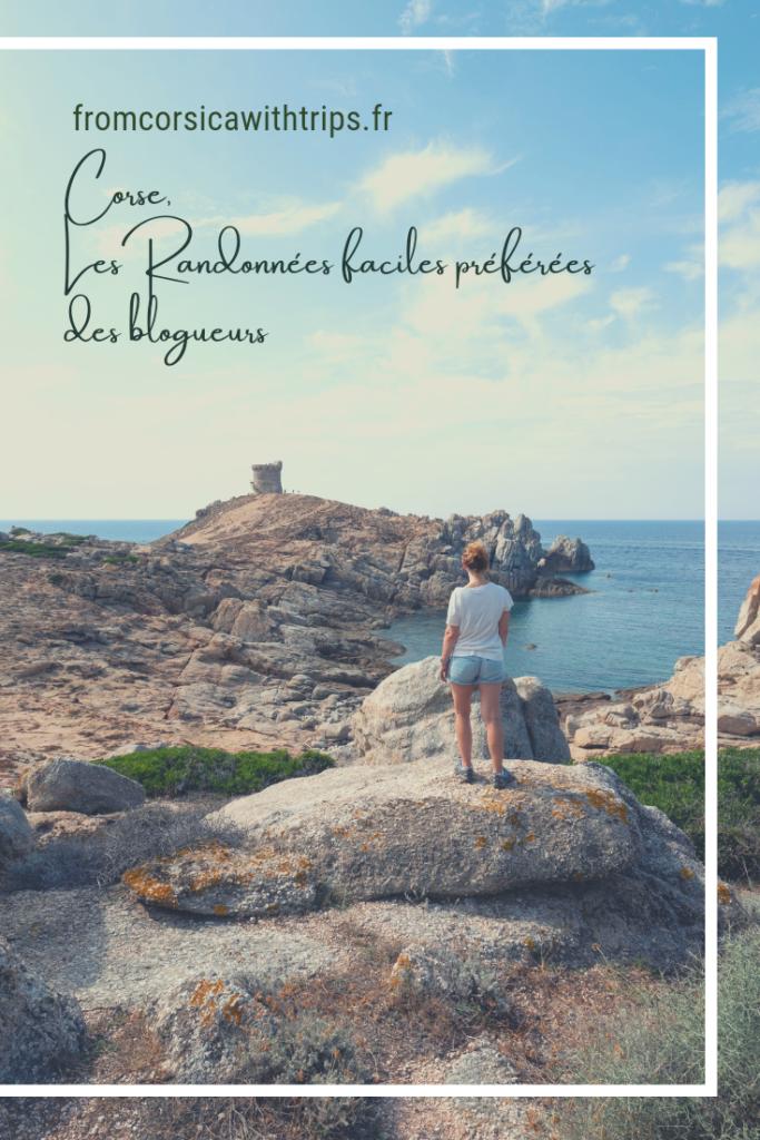 Balades et randonnées faciles en Corse