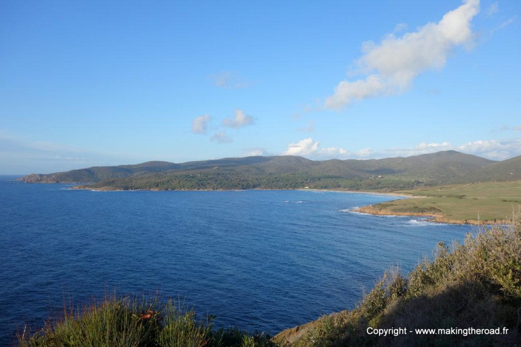 Randonnée facile en Corse : Capo di Feno à Ajaccio
