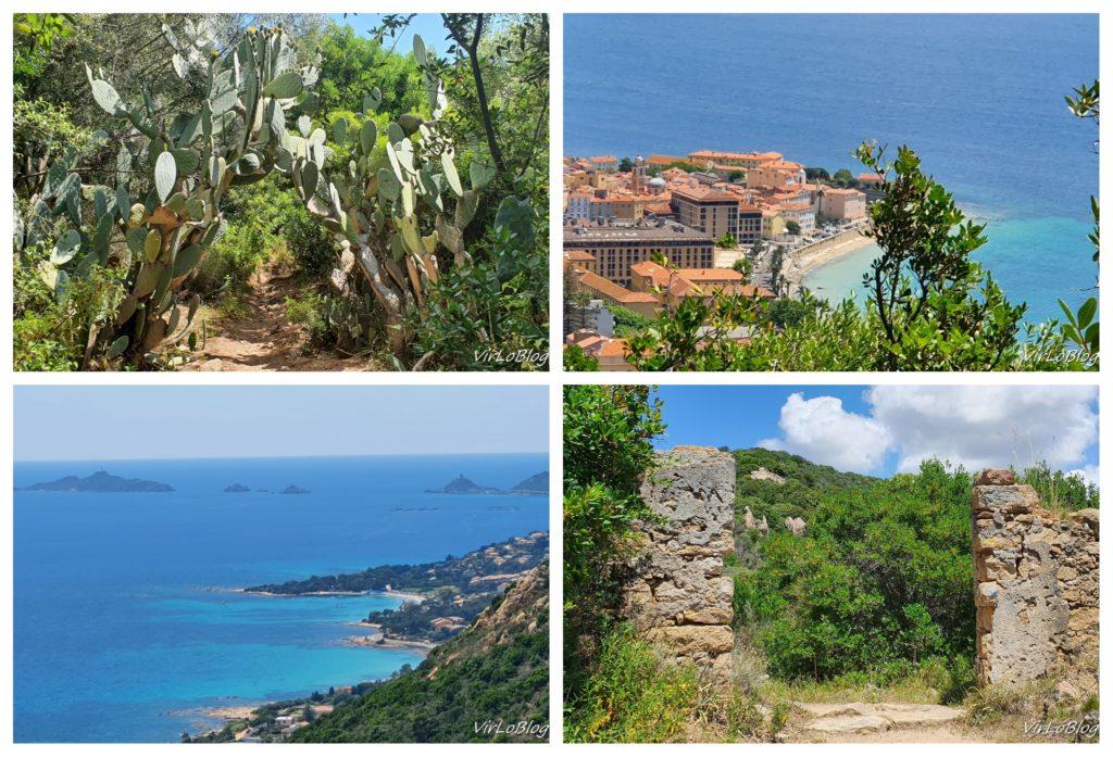 Corse, randonnée facile à Ajaccio : le sentier des crêtes