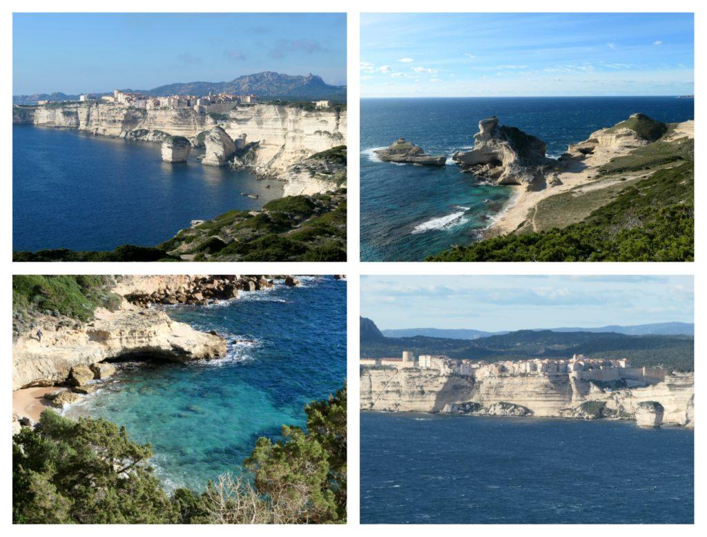 Randonnée facile et familiale en Corse, Pertusato à Bonifacio