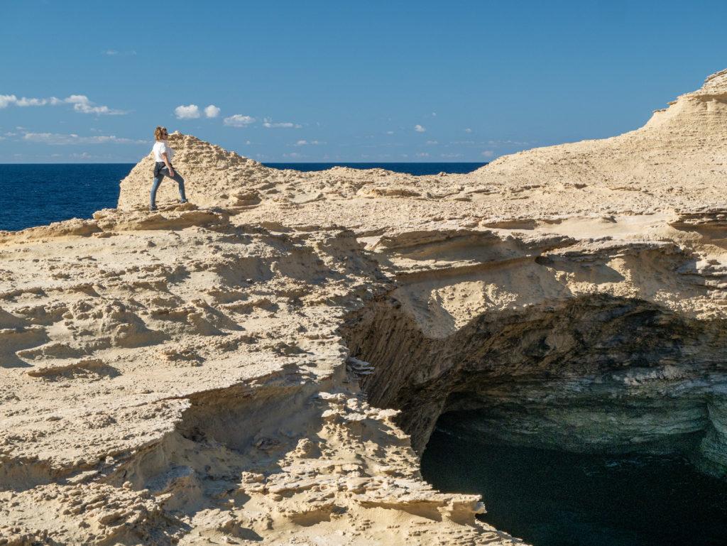 Randonnées faciles dans le sud de la Corse, Pertusato et le plage de Saint Antoine, bonifacio