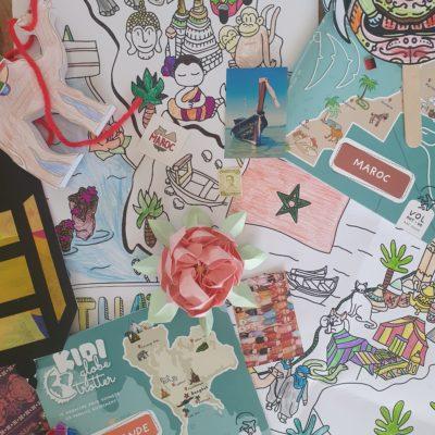 Kidi Globe Trotter, un magazine pour découvrir d'autres pays